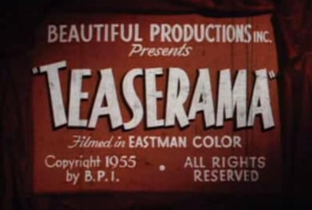 Teaserama (1955)