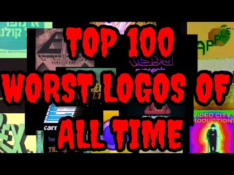 Top 100 WORST Logos of ALL TIME