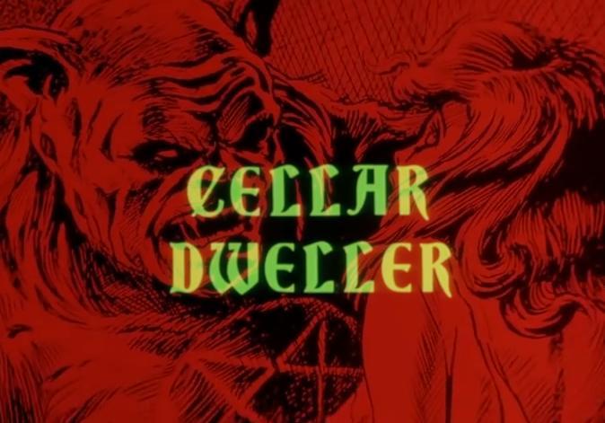 Cellar Dweller (1988) UNDERGROUND WEREWOLF
