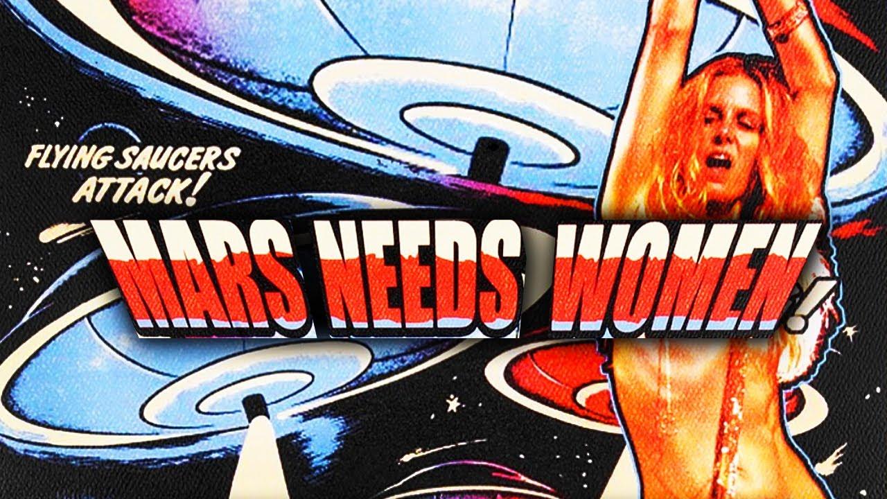Frauen für den Mars - Mars Needs Women (1967) - TV Movie UT