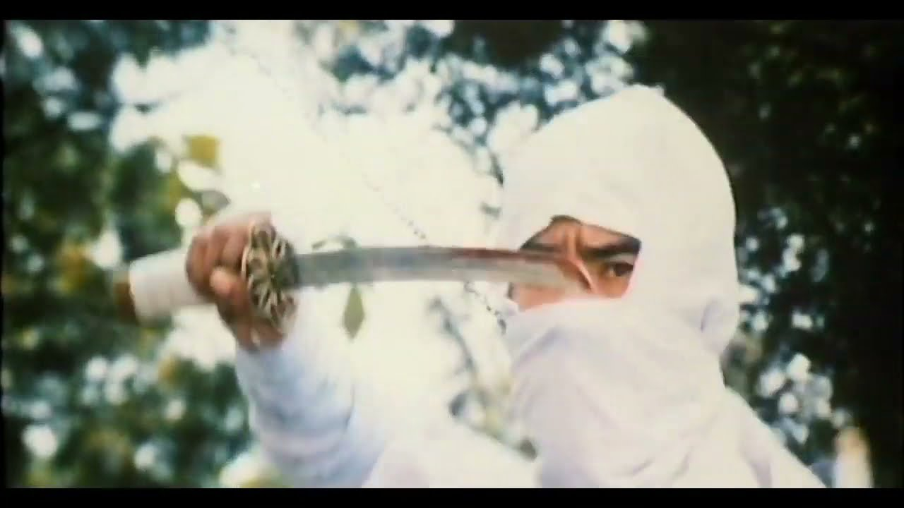 The Super Ninja Ninja Force 1984 (Intro) IMO One Of The Best Ninja Bad Movies Of The 80's-Forgotten