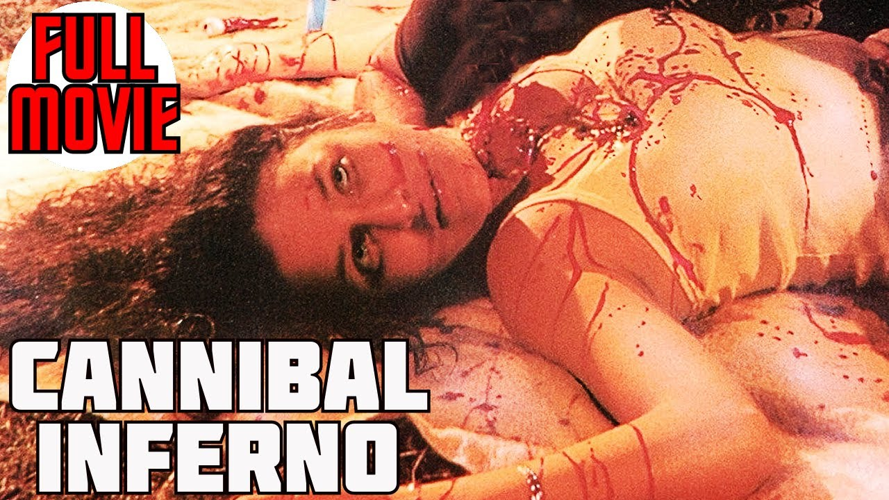 CANNIBAL INFERNO (Cannibal Campout) Full BACKWOODS HORROR Movie | Shot On Video