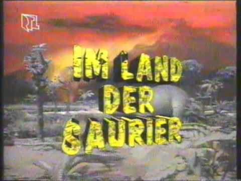 Im Land der Saurier (German Opening and Outro)
