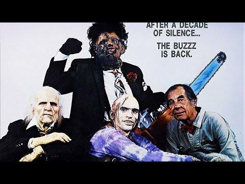 THE TEXAS CHAINSAW MASSACRE 2 Trailer German Deutsch (1986)