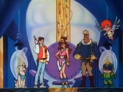 Captain Nintendo Folge01 - Ankunft im Videoland