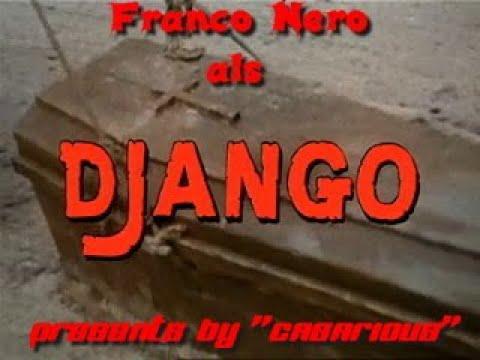 """Franco Nero als DJANGO (Western), 1966, Channel """"Casarious"""""""