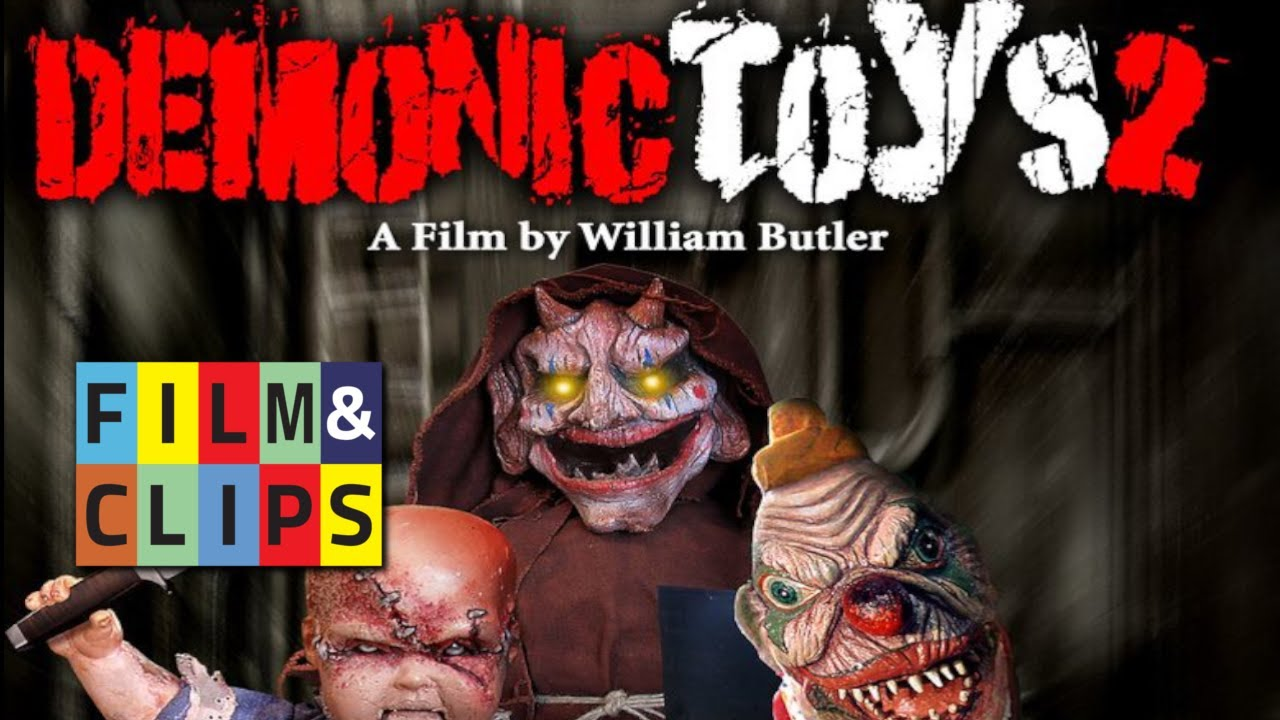 Demonic Toys 2 - Full Movie Film Completo (Italian Subs) by Film&Clips