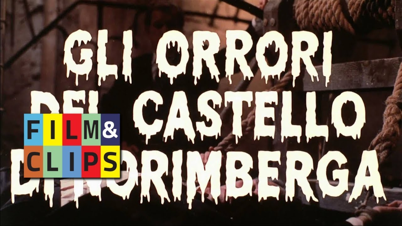 Gli Orrori del Castello di Norimberga (Baron Blood) - Trailer by Film&Clips