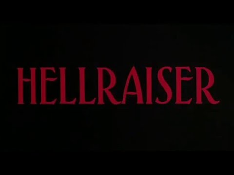 Hellraiser - Original Trailer