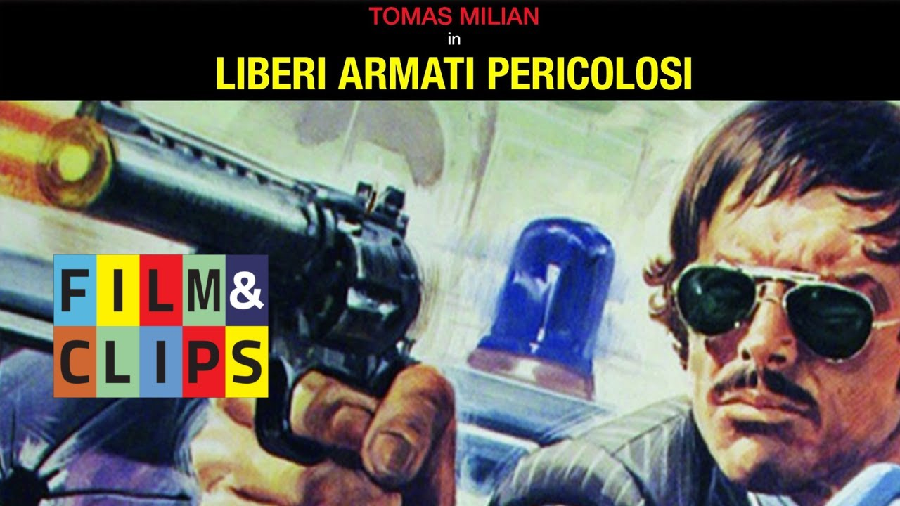 Young, Violent, Dangerous (Liberi Armati Pericolosi) - Full Movie (Sub Eng) by Film&Clips