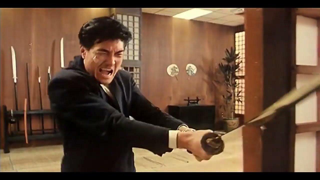 Godfather's Daughter Mafia Blues (1991) Sampler - One Of Yukari Ôshima's Best-Forgotten 90's Action