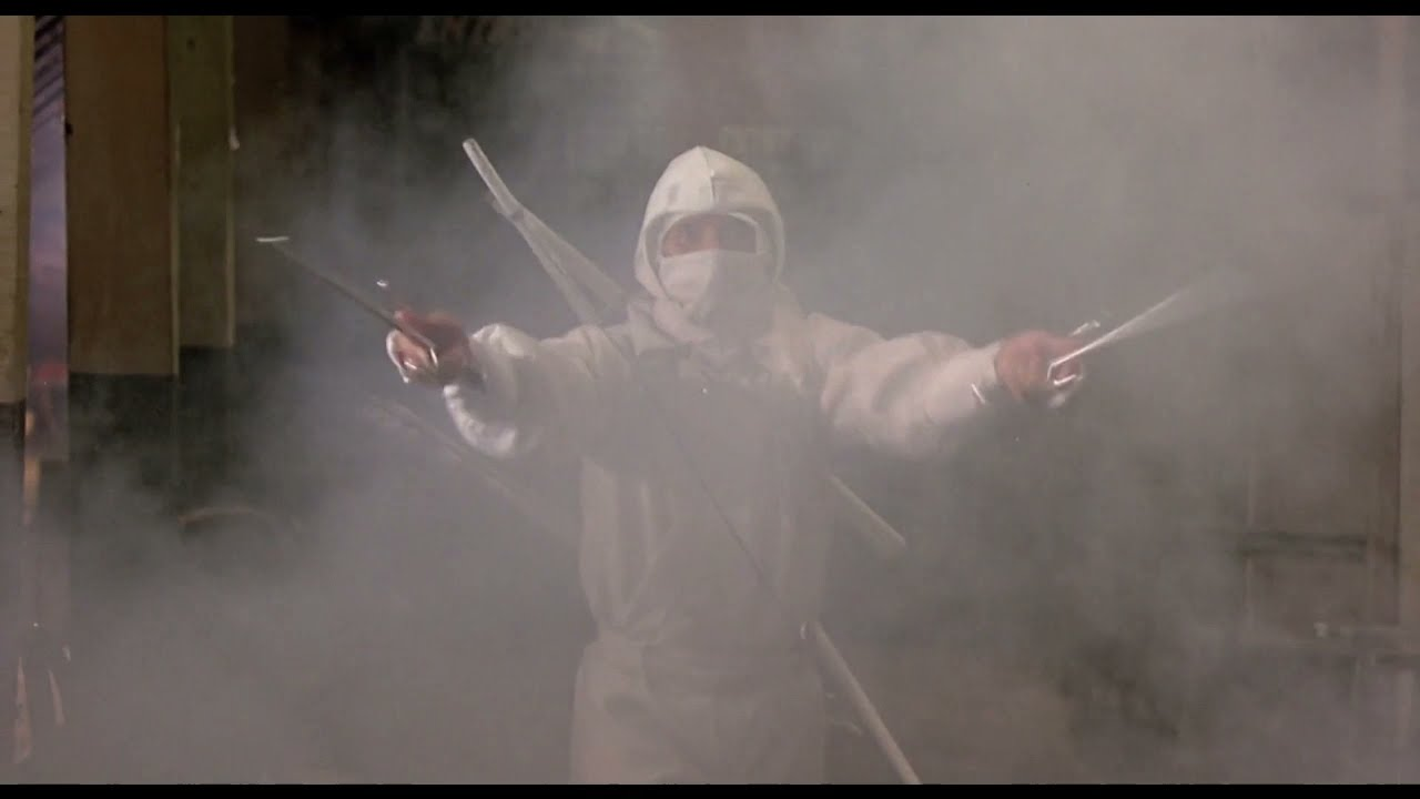 Enter The Ninja (1981)THE Original Cheesy Ninja Film - Duplicated Literally Hundreds Of Times-Cannon