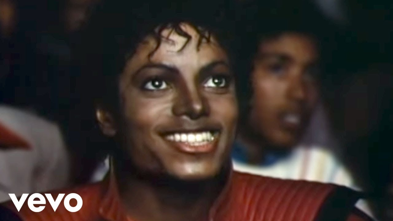 Michael Jackson - Thriller (Official Video)