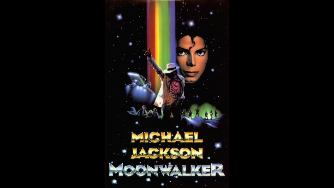 Michael Jackson - Moonwalker - 1988