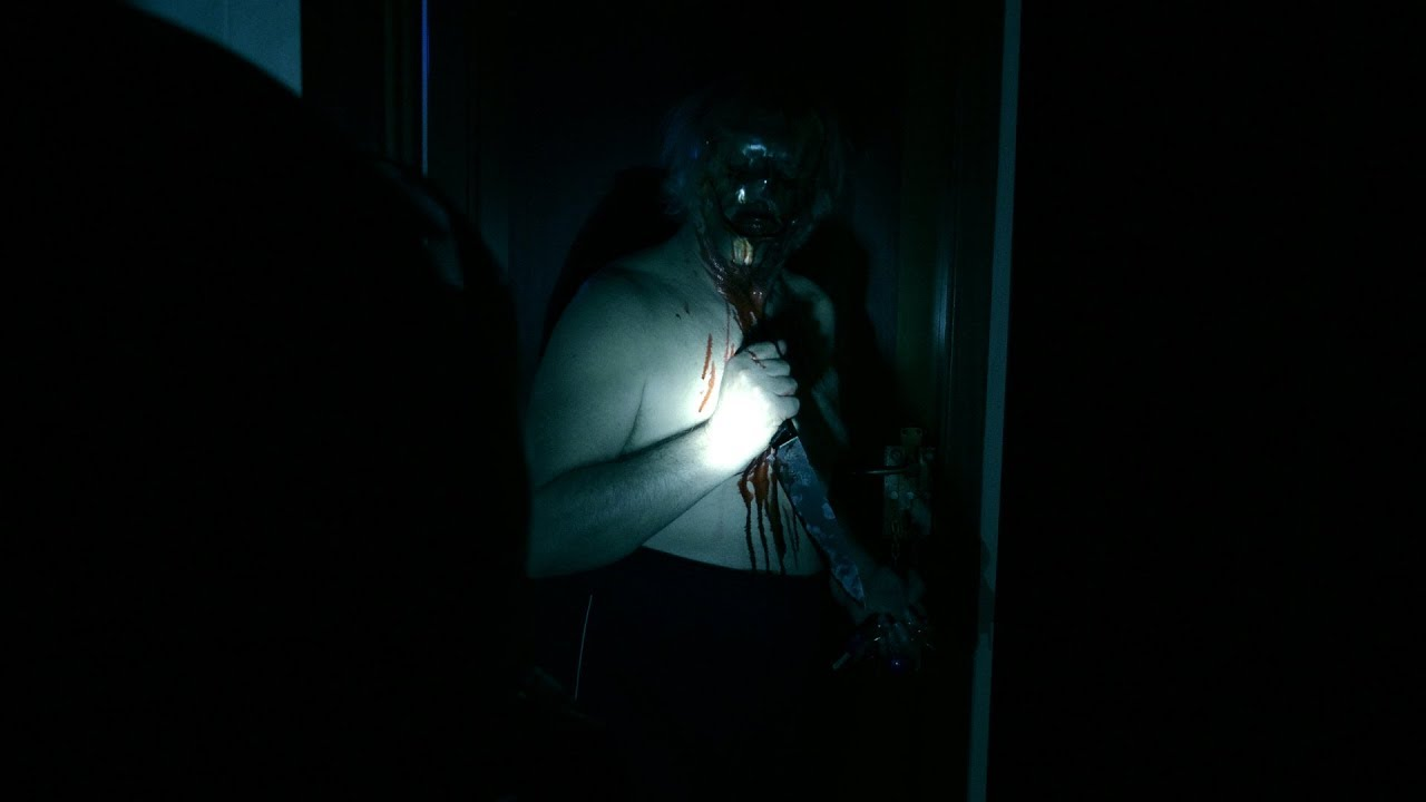 SUITE 313 - clip 2 - NECROSTORM (Horror)