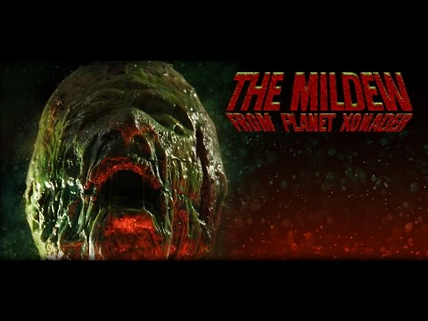 THE MILDEW FROM PLANET XONADER - trailer -  NECROSTORM (Sci-Fi)