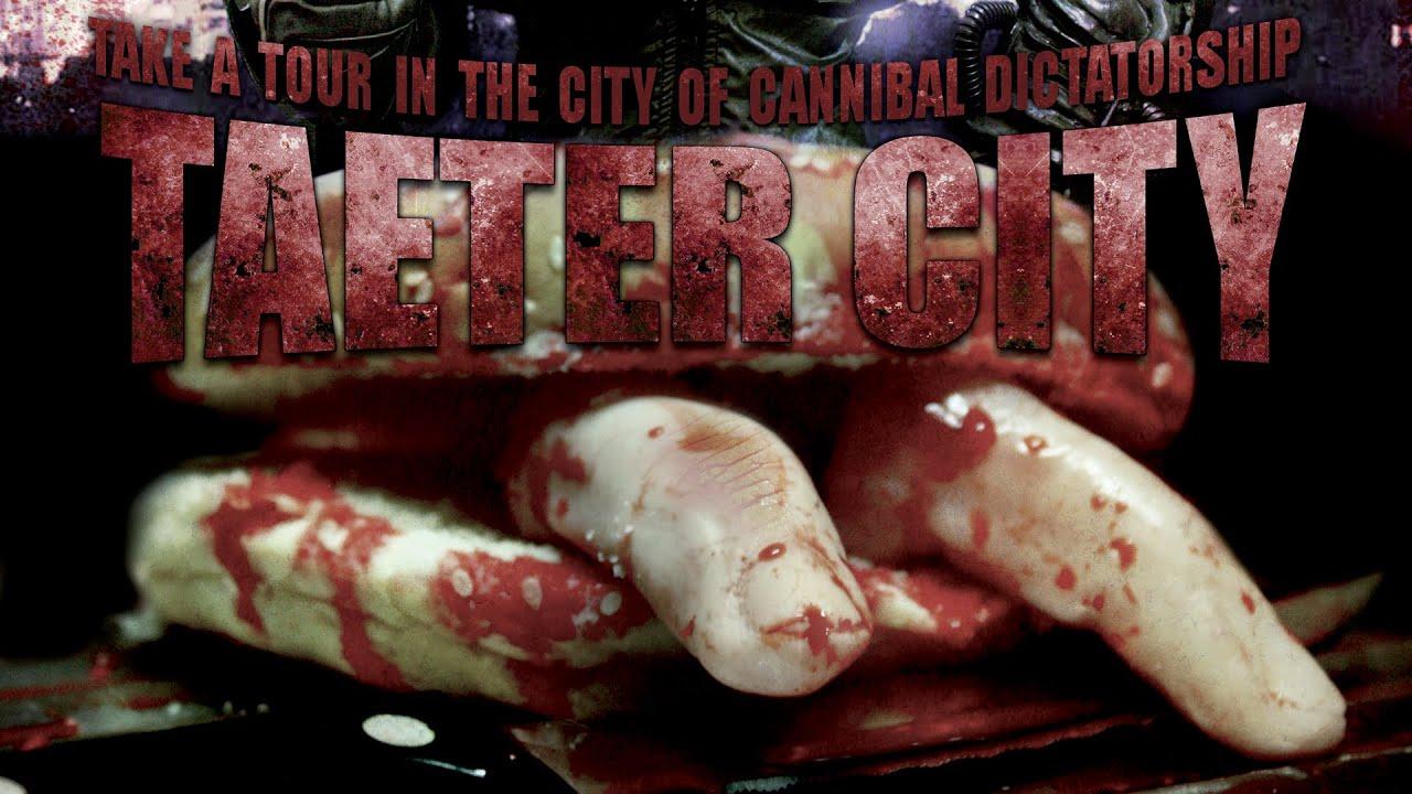 TAETER CITY - trailer - NECROSTORM (Action , Sci-Fi)