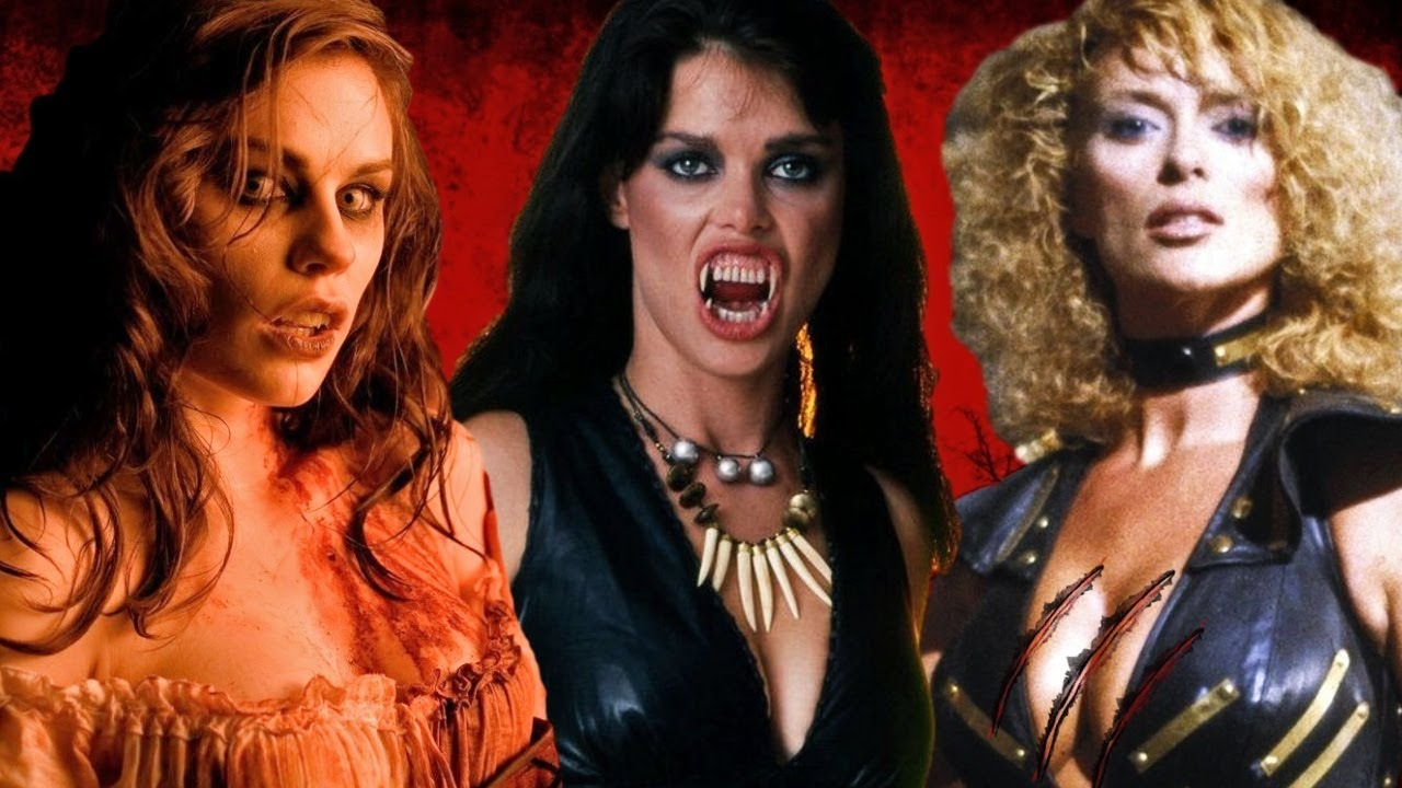 10 Dangerous But Beautiful Werewolves of All Time!