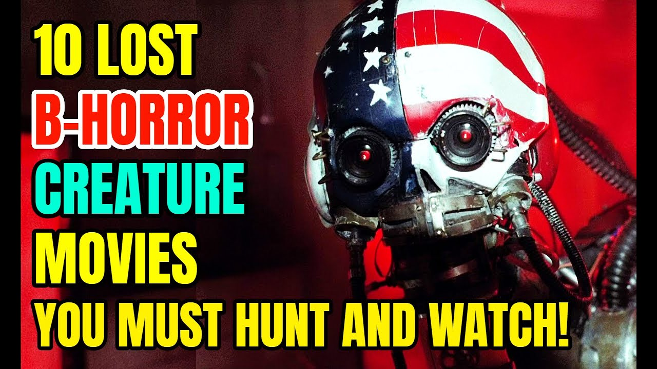 10 Lost B-Movie Creature Movies That You Must Hunt And Watch!