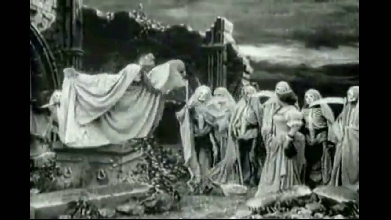 Legend Of A Ghost (1908)