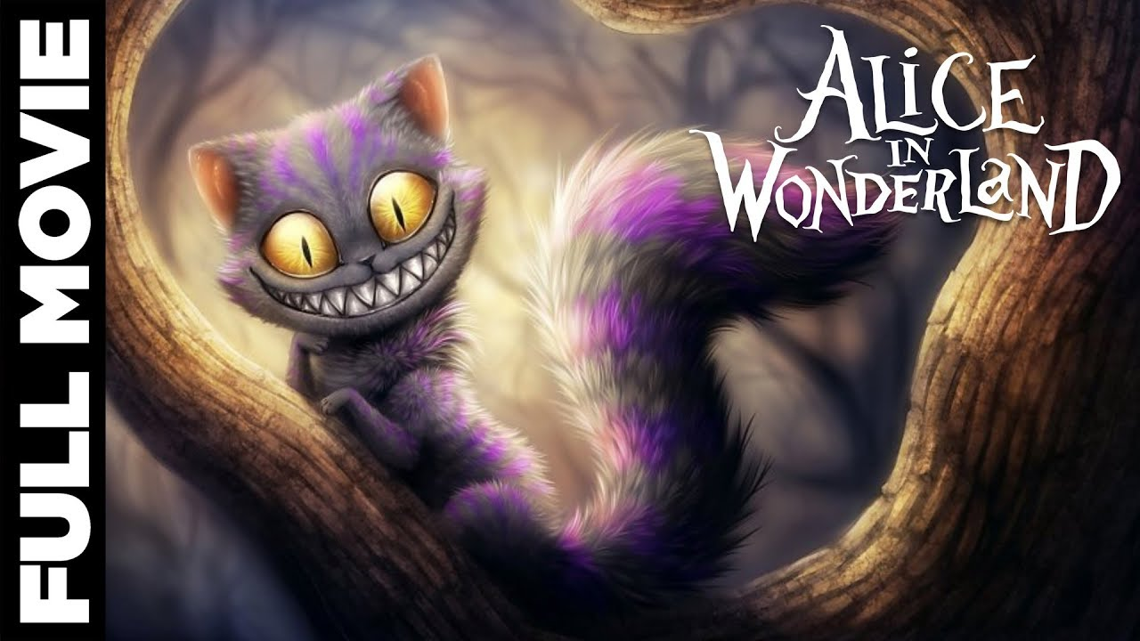 Alice's Adventures in Wonderland | Hollywood Fantasy Movie | Barry Letts, Lisa Barnett