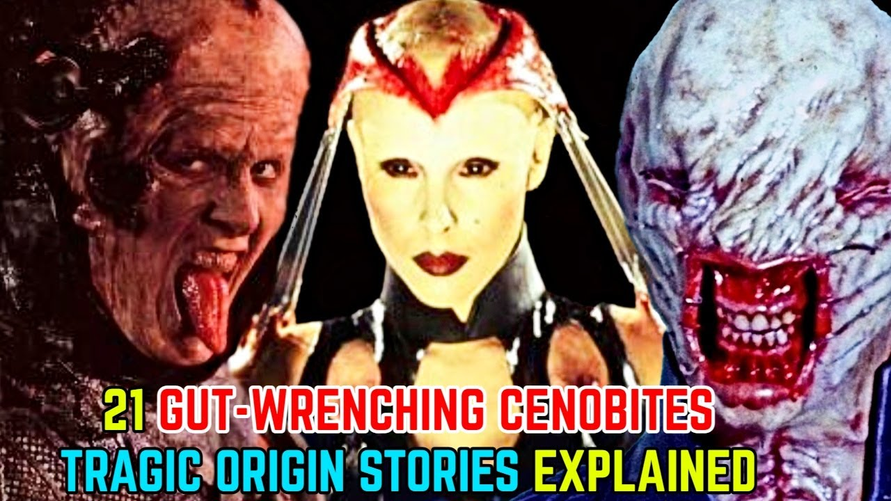 21 Unthinkably Malformed Cenobites Appeared In Hellraiser Movies - Origin Stories Explored