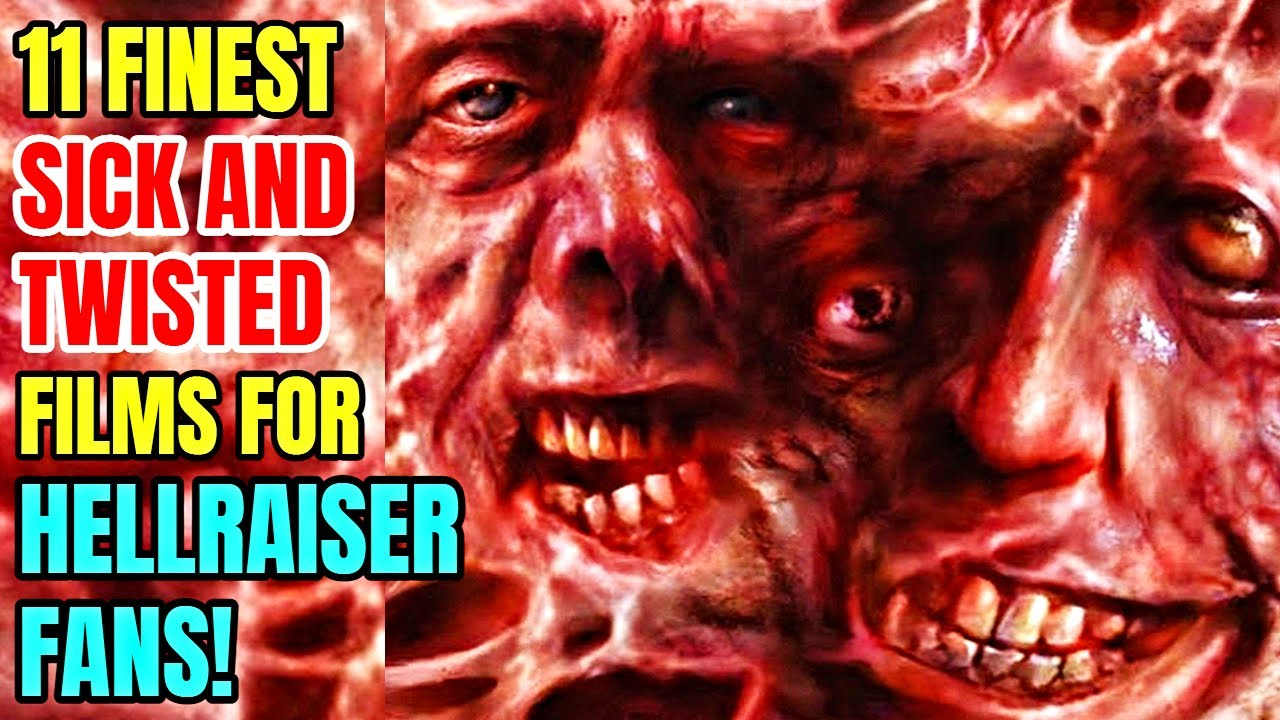11 Dark And Twisted Movies For Hellraiser Fans!