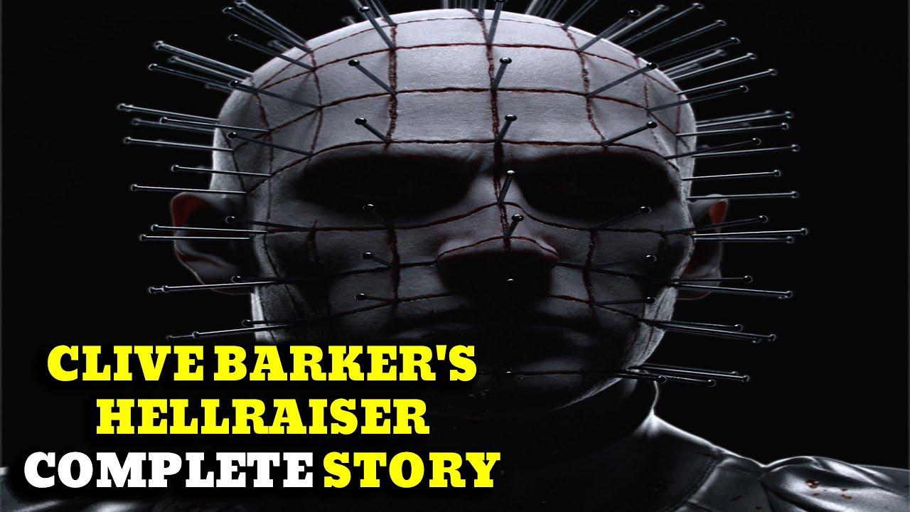 Clive Barker's HELLRAISER - Complete Story