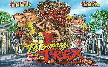 Tammy & the T-Rex trailer (1994) Paul Walker Denise Richards
