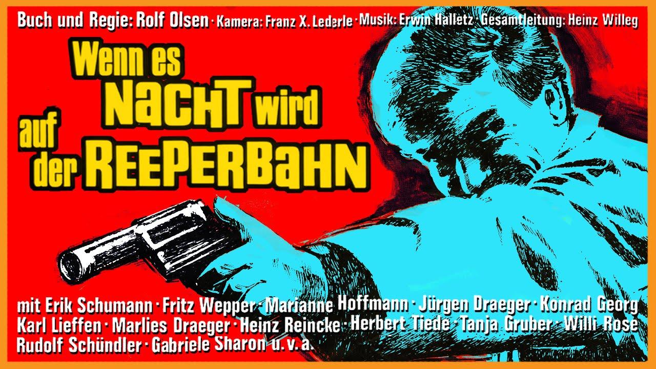 When Night Falls on the Reeperbahn (1967) German Trailer - Color / 3:44 mins