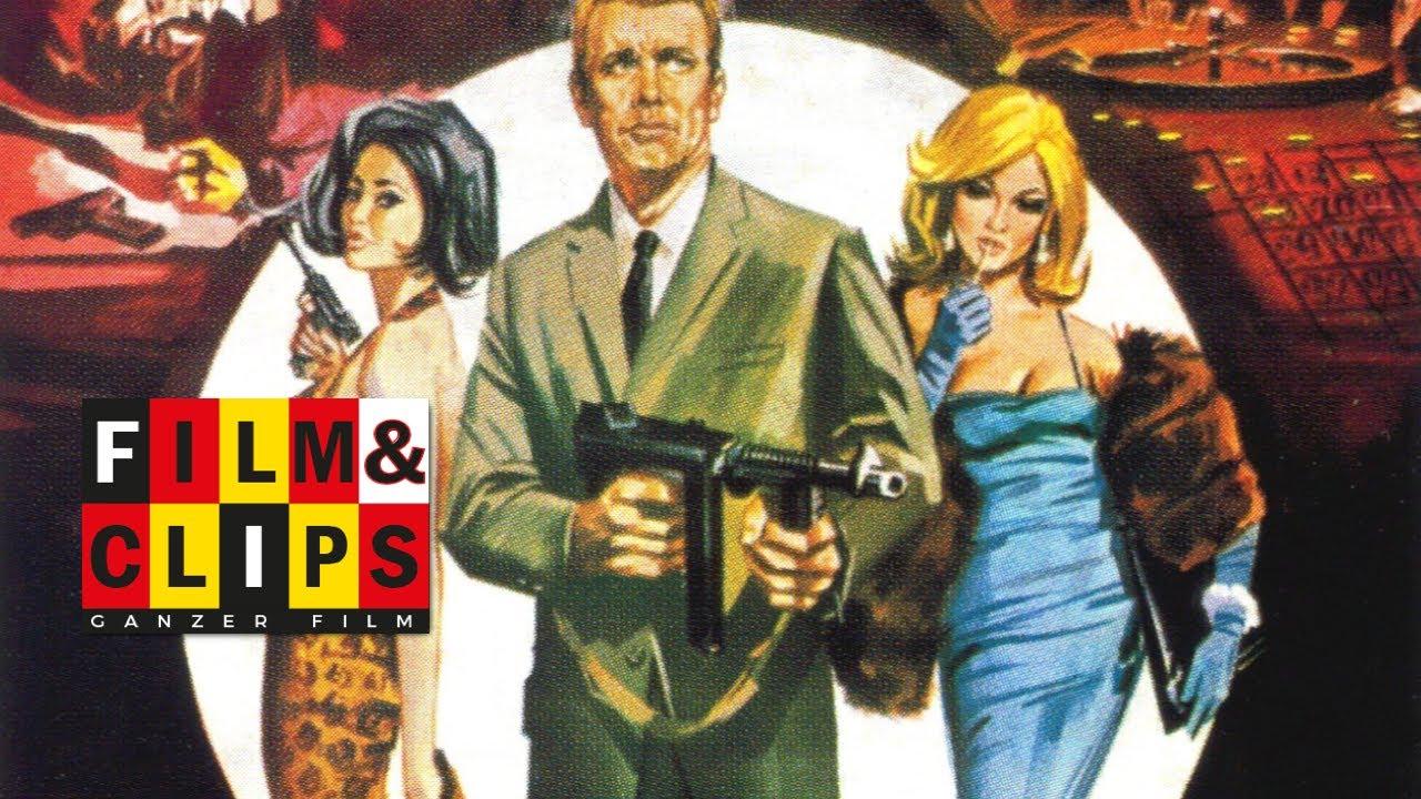 Leise töten die Spione - By Film&Clips Ganzer Film