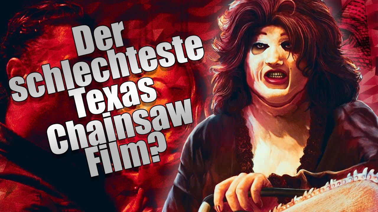 Die kuriose Geschichte von Texas Chainsaw Massacre 4