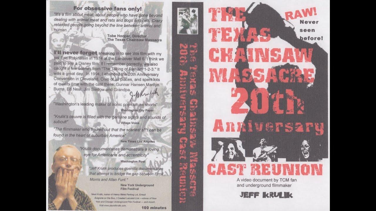 The Texas Chainsaw Massacre 20th Anniversary Cast Reunion