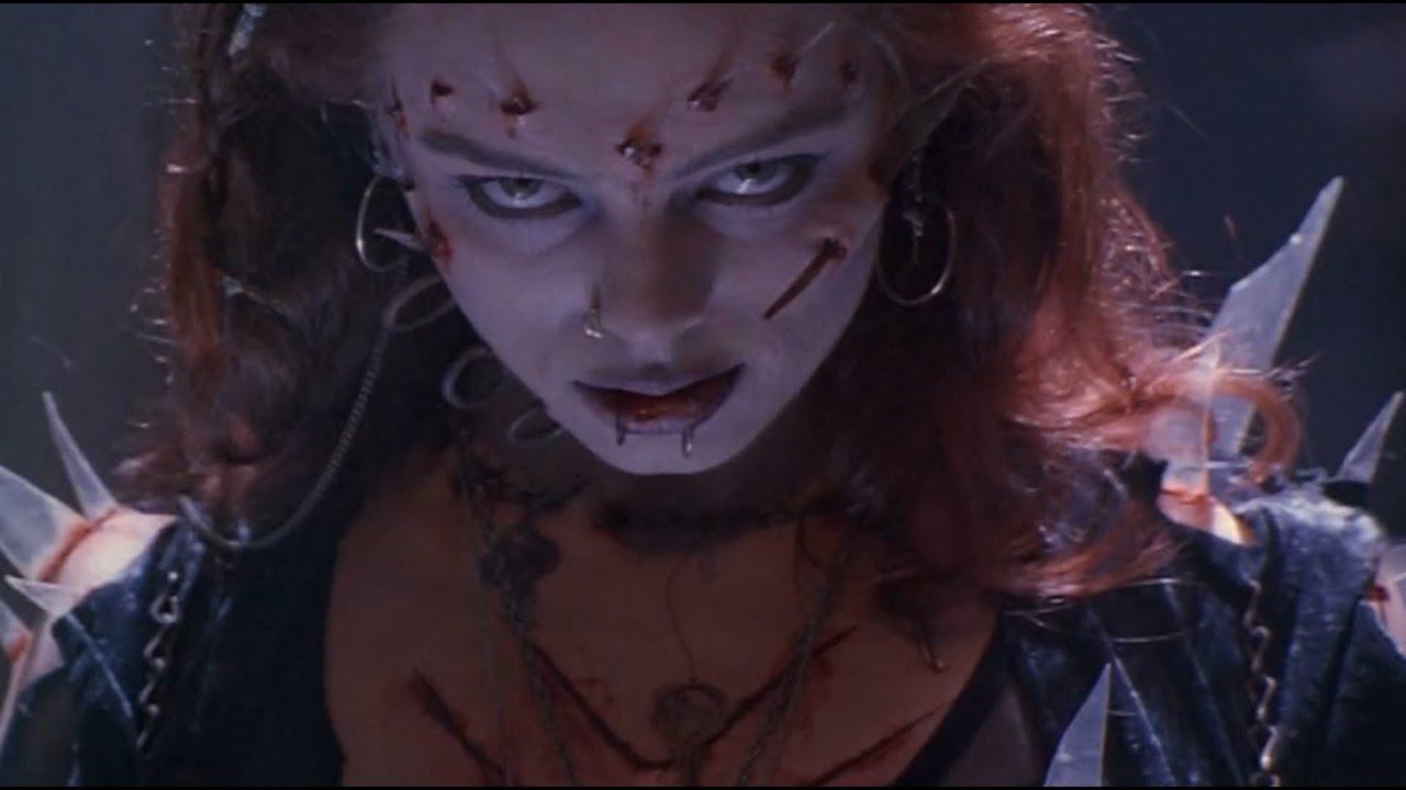 Return Of The Living Dead III (1993) Vatos Vs. Zombie