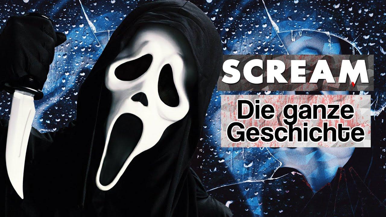 Ghostface - Die ganze Geschichte von Scream | DeeMon (Re-Up)
