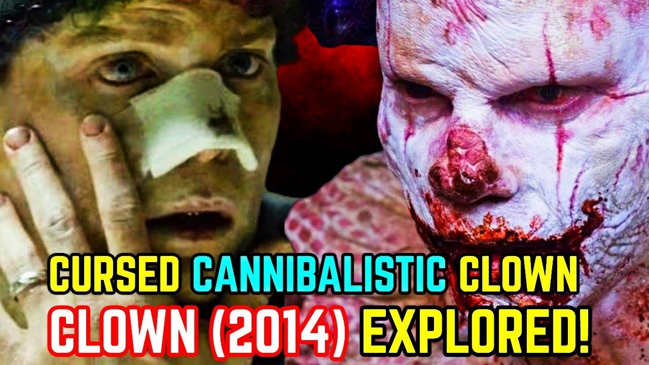Clown (2014) - Explored - Cannibalistic Cursed Joker Costume - Hidden Horror Gem That Deserves Love!