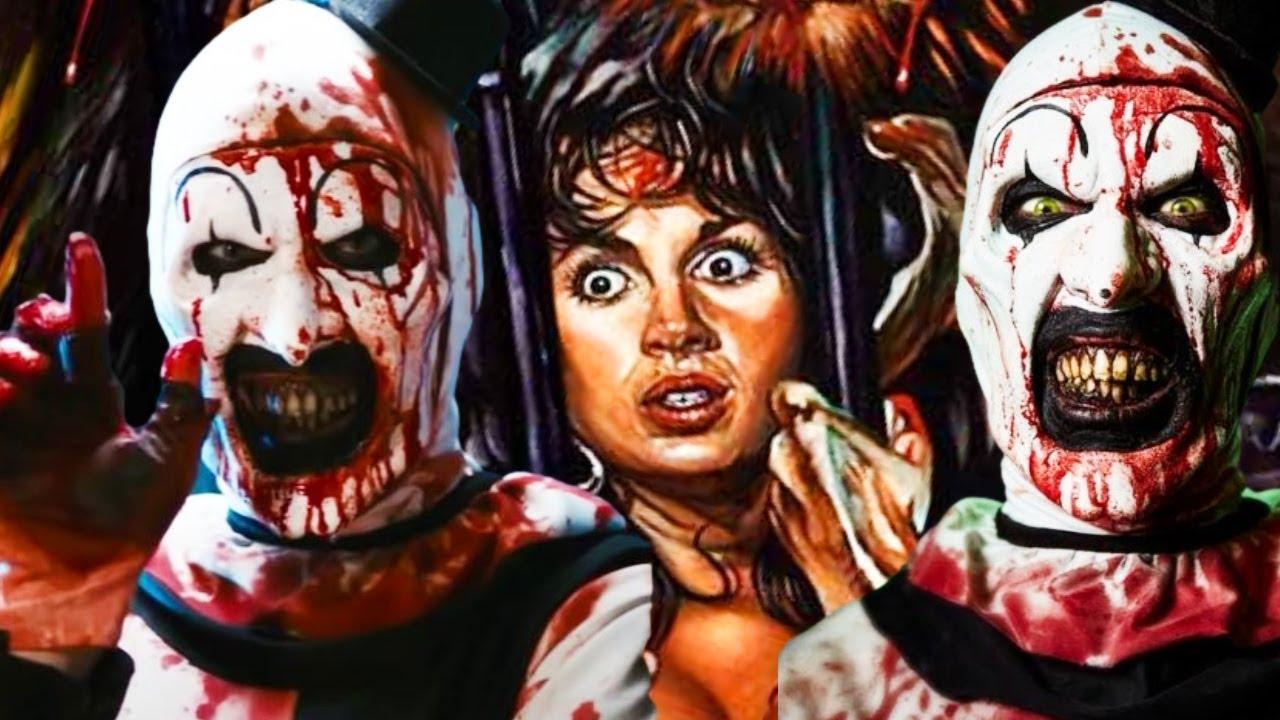 Nauseatingly Violent Art The Clown Explained - Terrifier's Supernatural Joker Is Heavily Underrated