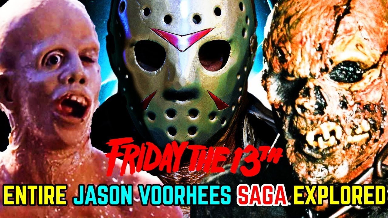 Blood Bathed Backstory Of Jason Voorhees Explored - Entire Friday The 13th Franchise - Explained
