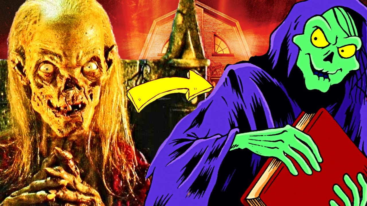 7 Darkest Stories Of Animated Tales From The Crypt Keeper Cartoon Series - Explored