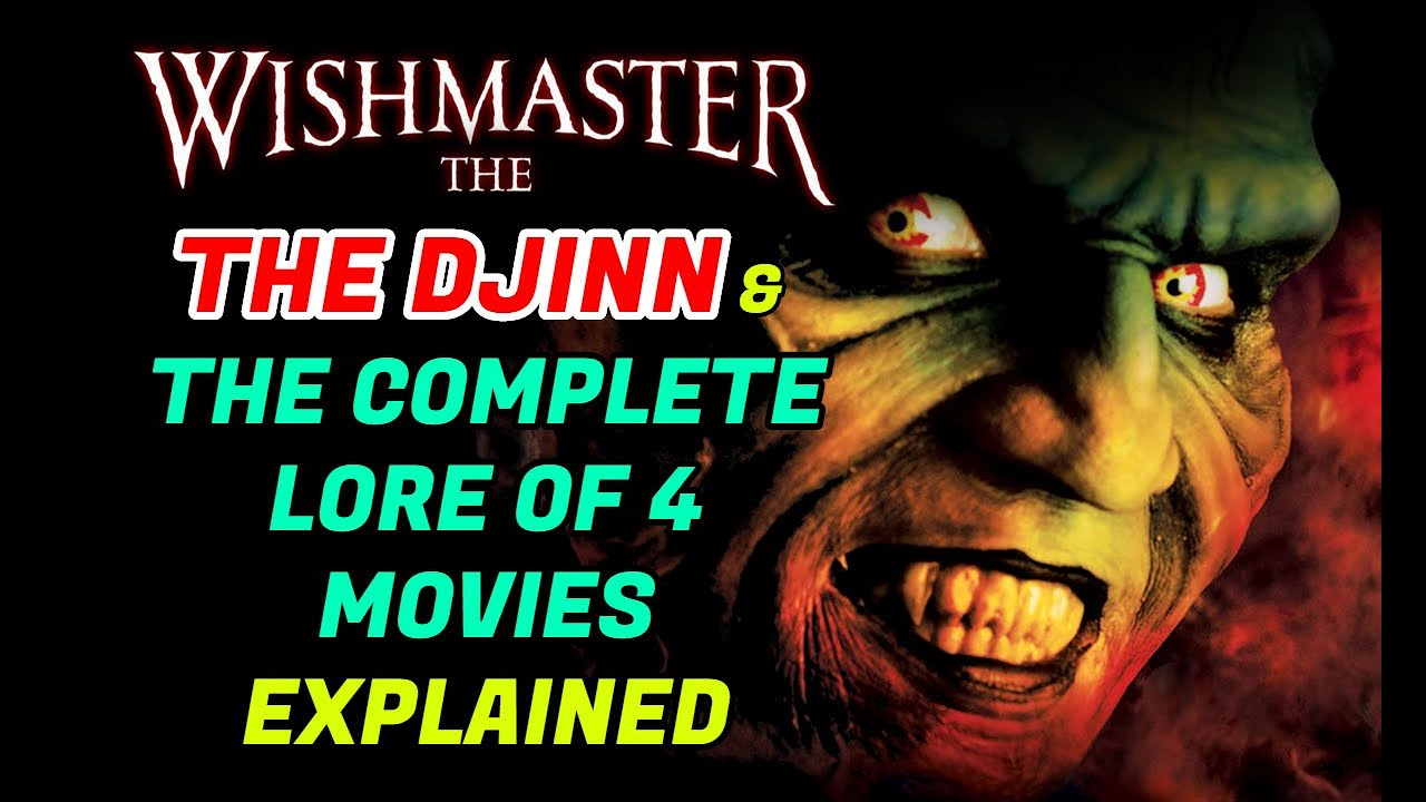 Wishmaster – The Djinn & The Complete Lore Of 4 Movies Explained
