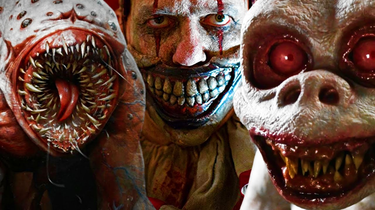 8 Insanely Terrifying  Monsters From Horror Anthology Series - Backstories  Explored
