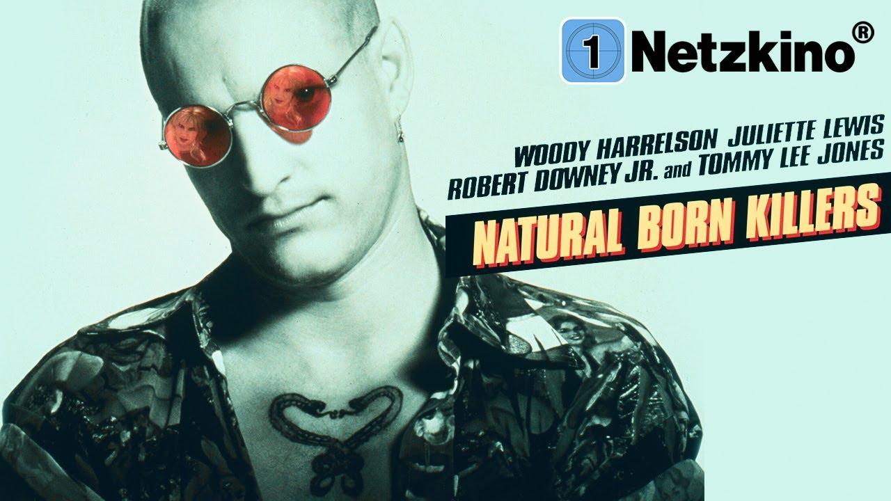 Natural Born Killers (ACTION THRILLER ganzer Film Deutsch, 4K Krimi Filme in voller Länge streamen)