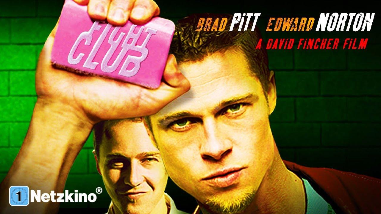 Fight Club (4K UNCUT | THRILLER mit EDWARD NORTON & BRAD PITT von DAVID FINCHER ganzer Film Deutsch)