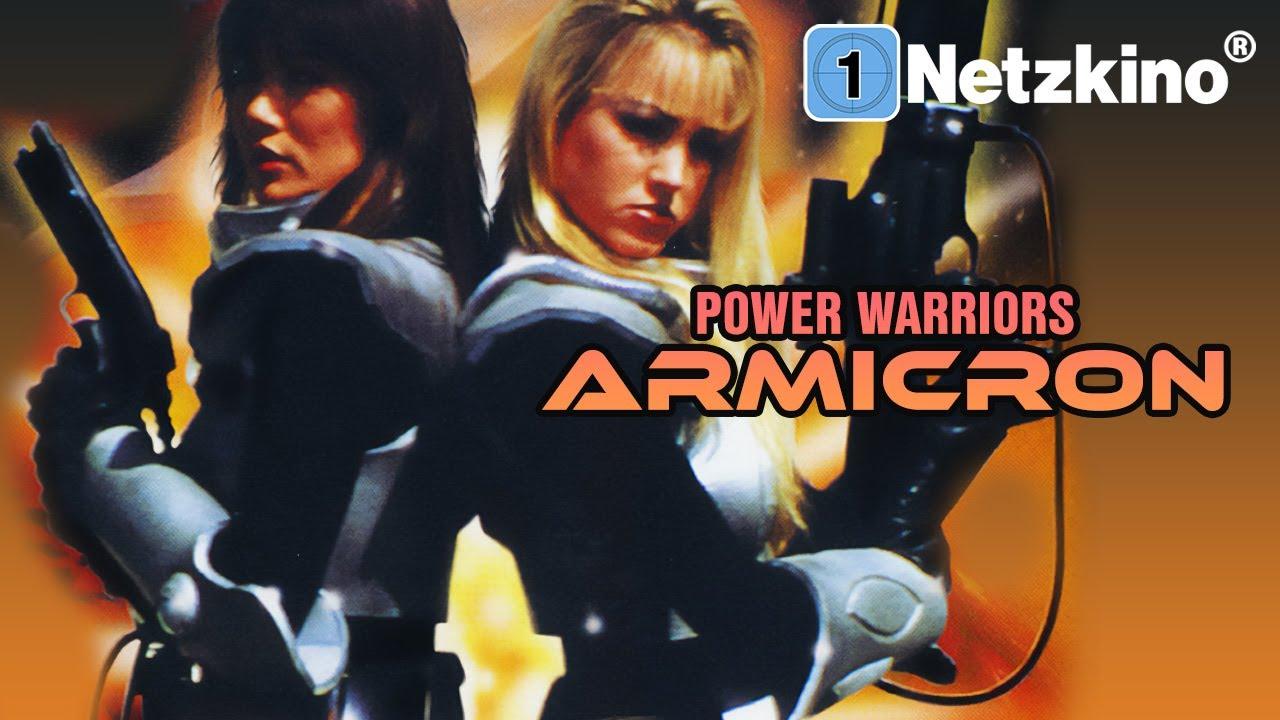 Power Warriors – Armicron (SCIFI ACTION  ganzer Film, Science Fiction Filme Deutsch komplett sehen)