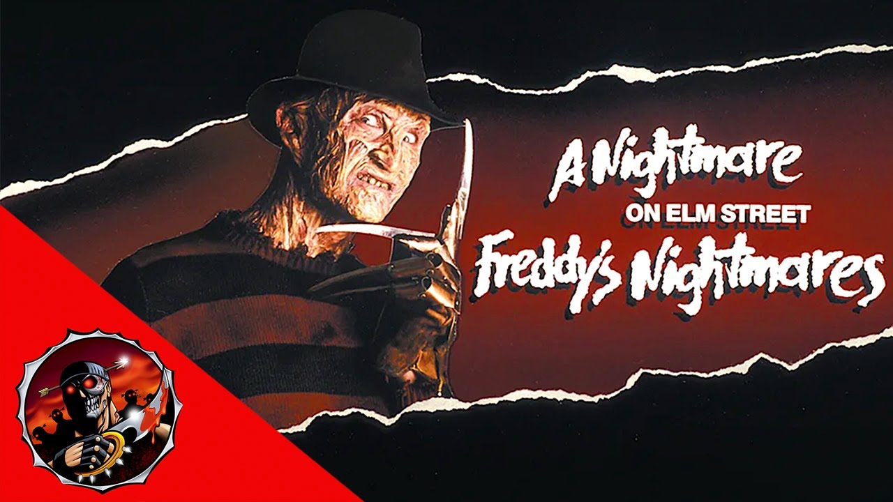 FREDDY'S NIGHTMARES - The Horror TV Shows We Miss
