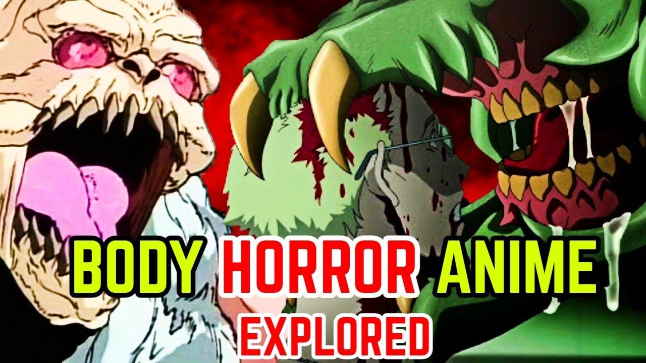 11 Brutally Genius Body Horror Anime Will Leave You Shaken - Explored