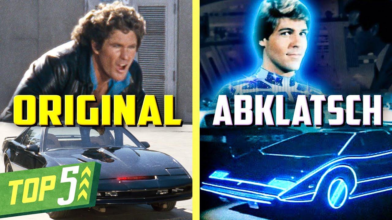 5 geniale Serien der 80er ... und ihr billiger Abklatsch, Reboots und Probleme