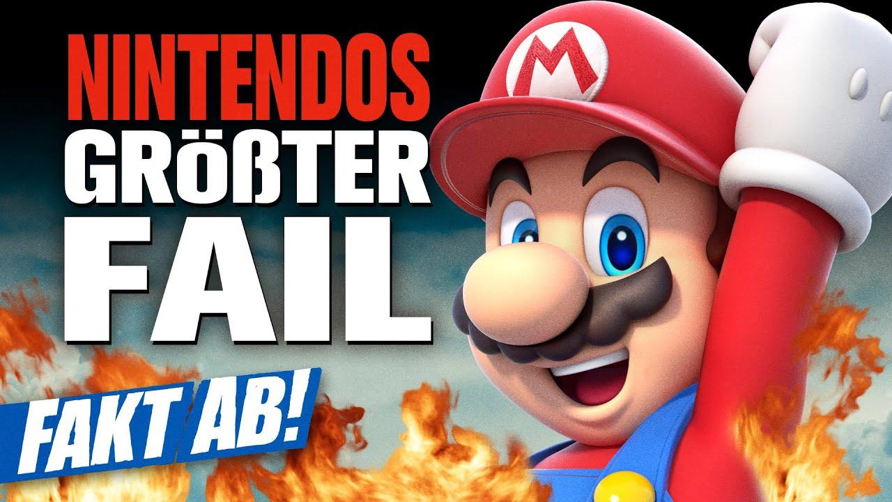 Nintendos schlimmster Fail - Super Mario Bros!