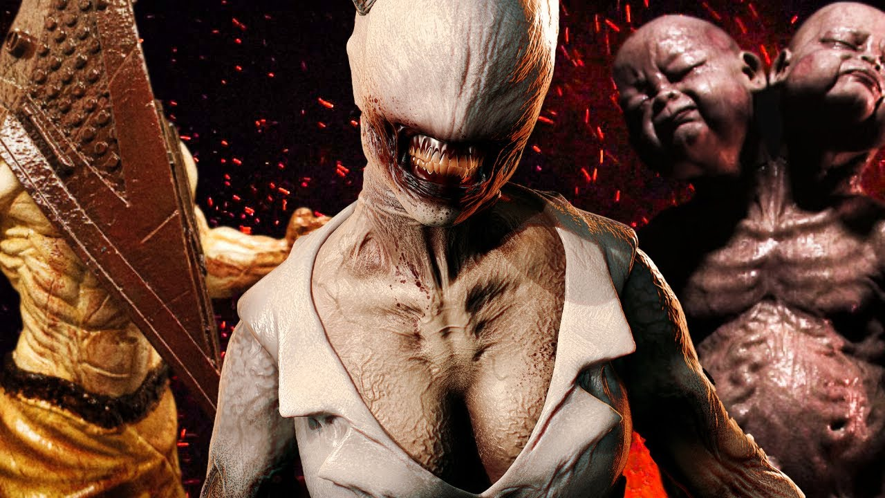 12 Spine-Chilling Backstories Of Monsters From Silent Hill Franchise Explained