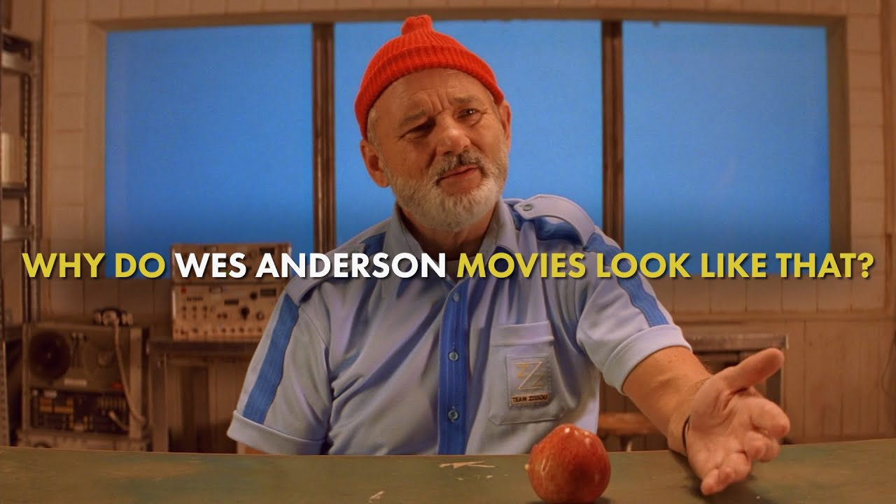 Why Do Wes Anderson Movies Look Like That?